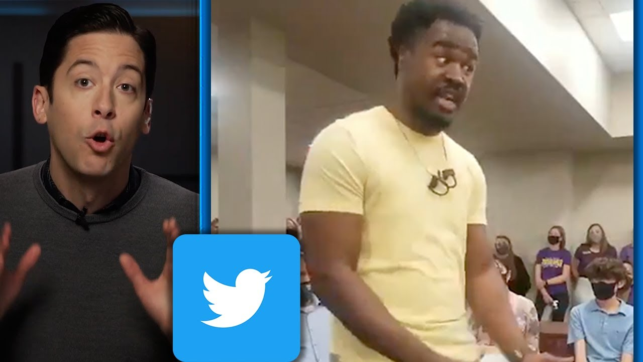 WATCH: Black FATHER Destroy RACIST Critical Race Theory