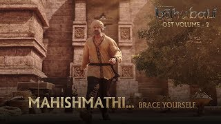 Baahubali OST Volume 02 Mahishmathi...Brace Yourself | MM Keeravaani