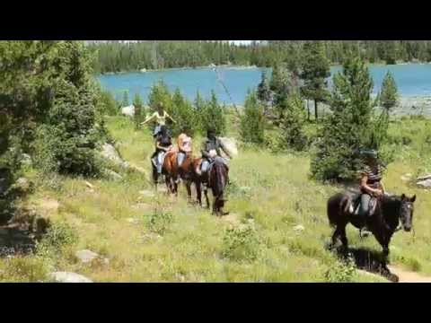 Keeping Up With The Mustangs: Day 91, Riding In The Grand Tetons!
