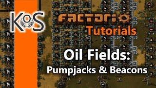 Download lagu Factorio Tutorials Setting Up an Oil Field PumpjacksBeacons MP3