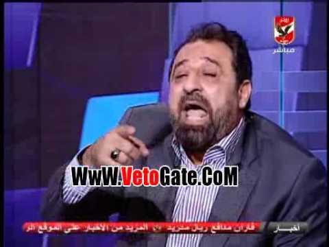 مجدى عبد الغنى لـ شوبير 'عيب عليك ومش حتكلم عن فضايحك'