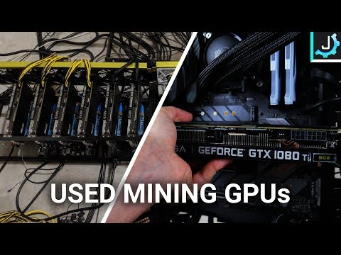 Are Buying Used Mining GPUs Legit? - My Experience