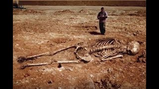 MYSTERIOUS Giants Captured on Camera