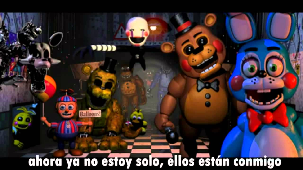 Descargar the puppet song five nights at freddy s 2 por itowngameplay