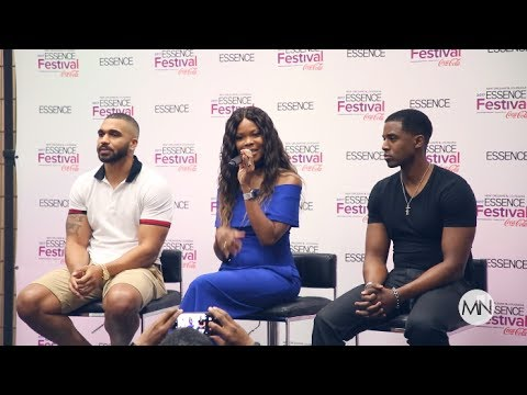 """The Haves and the Have Nots"" Cast Talk More Temptation This Season 