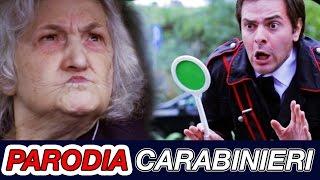 PARODIA CARABINIERI - COSA FAI AL POSTO DI BLOCCO - iPantellas thumbnail