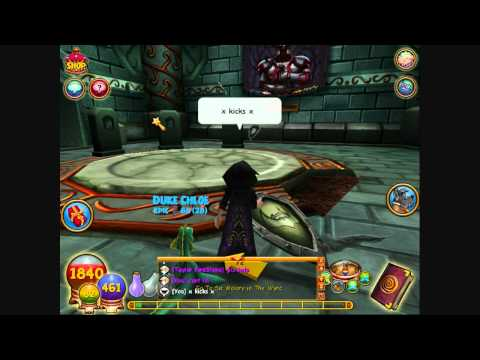 Wizard101-Solo Tomb of the Nameless