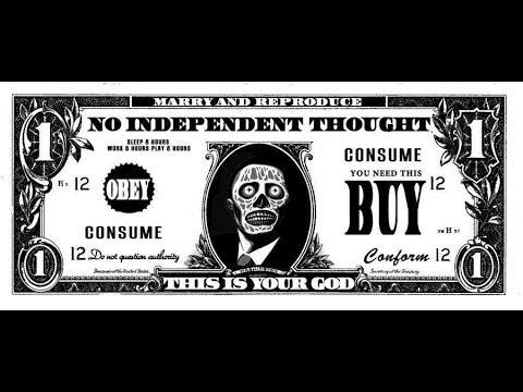Consumerism Will Save The American Economy! - YouTube