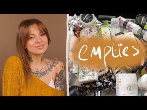 Empties | Beauty, Home & Eats