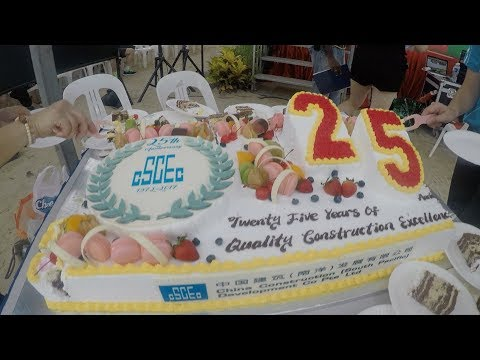 China Construction (SP) Devp Co Pte Ltd 25th Anniversary Celebration cum Family Day 2017