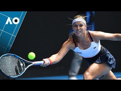 Allertova v Cibulkova match highlights (1R) | Australian Open 2017