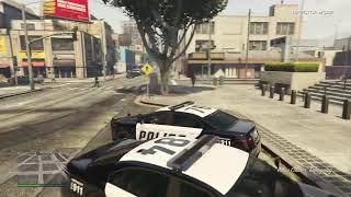 Grand Theft Auto 5 LSPDFR mod