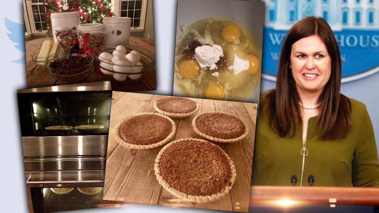 Chocolate Pecan Pie Sarah