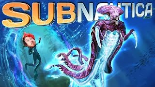 Subnautica | Part 43 | THE WARPER IS TERRIFYING!!