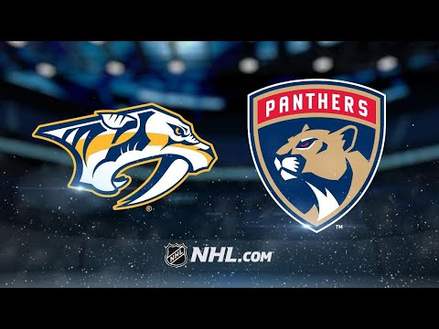 Luongo stops 45 shots in Panthers' 2-1 victory