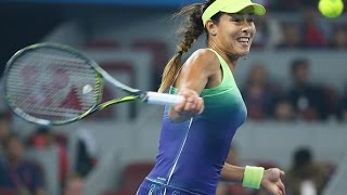 2015 China Open Second Round | Ana Ivanovic vs Venus Williams | WTA Highlights