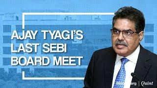 Key Takeaways: Ajay Tyagi's Last SEBI Board Meet