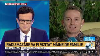 Sinteza zilei. Interviu exclusiv cu fratele lui Radu Mazăre: Se simte în pericol!  (II)