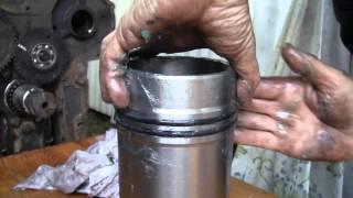 Montaż tulei cylindrowych - PORADNIK WARSZTATOWY - Zetor 50 Super