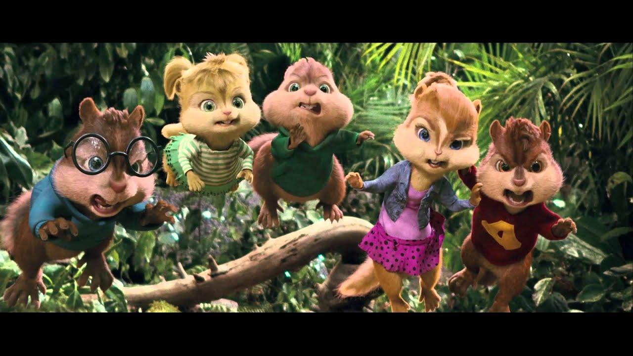Alvin E Os Esquilos 3 Trailer Youtube