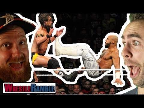 BIG NXT TITLE CHANGES! WWE NXT TakeOver: Brooklyn IV Review | WrestleRamble