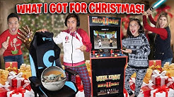 WHAT I GOT FOR CHRISTMAS!!! Ultimate Gaming Christmas Haul, Magic Tricks & NEW Cruise Week!