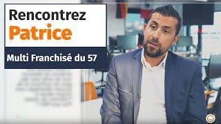 Partenaires Plus que PRO : Patrice RACHIELE, Multi-franchisé de Moselle (2019)