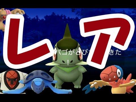 ポケモンgo 1番レアの新ポケモンはコレ キバゴやアーケンにプロトーガ 新交換ポケモン でコンプ達成 野生コンプあと 匹 Youtube