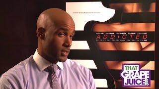 boris Kodjoe Talks 'Addicted' Sex Scenes, Beyonce, Rihanna & More