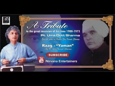 Pandit Shiv Kumar Sharma II Santoor II Raag Yaman II Live II Indian Classical Music II Jammu