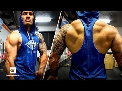 BJ McKenzie's Viewers Choice Shoulder Workout w/ Q&A | Spokesmodel Contest