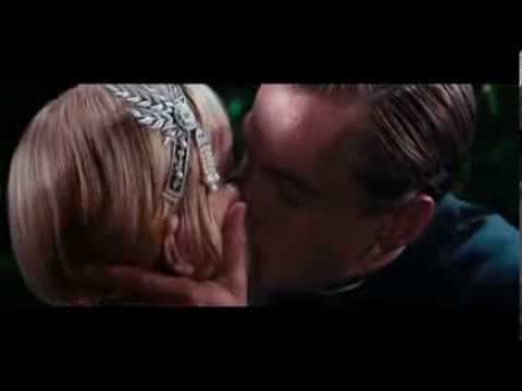 Gatsby le magnifique // lana del ray // young and beautiful poster