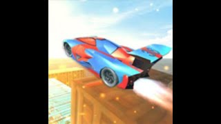 Fly Car Stunt Full Gameplay Walkthrough