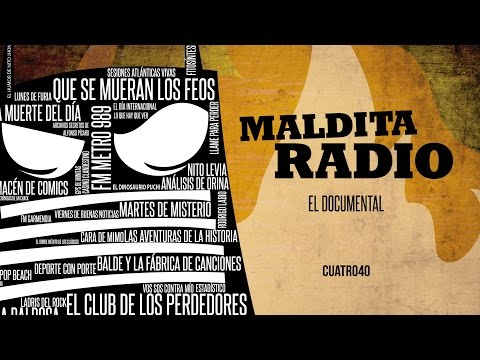 "Maldita Radio 15 Años ""El Documental"" HD"
