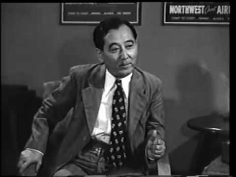 Tokyo File 212 (1951) THRILLER