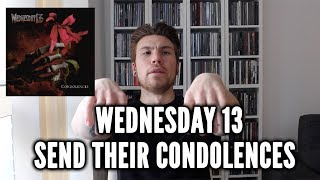 "TheMetalTris - Wednesday 13 ""Condolences"" (Review)"