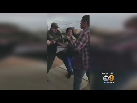 Woman Arrested In Emotional Viral Video Is Part Of Criminal Smuggling Operation, Says Border Patrol