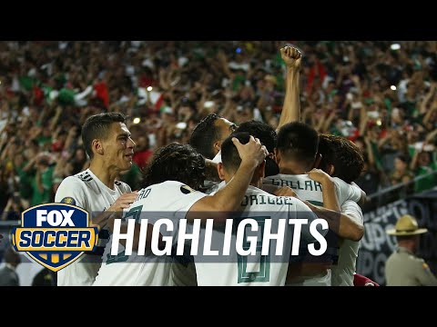 90 in 90: Haiti vs. Mexico | 2019 CONCACAF Gold Cup Highlights
