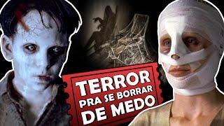 8 FILMES DE TERROR PRA SE BORRAR DE MEDO - ASSOMBRAÇÃO PSICOLÓGICA