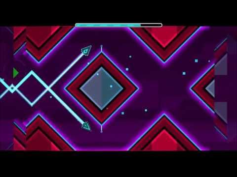 Geometry Dash With Lyrics - Deadlocked Rampage