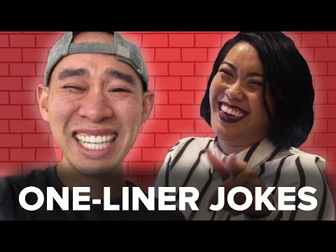 We Learned To Write One-Liner Jokes