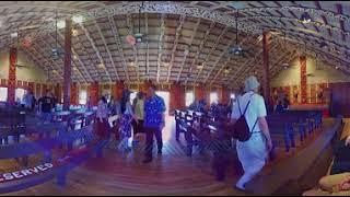 【VR動画】アオテアロア村 ポリネシア・カルチャー・センター