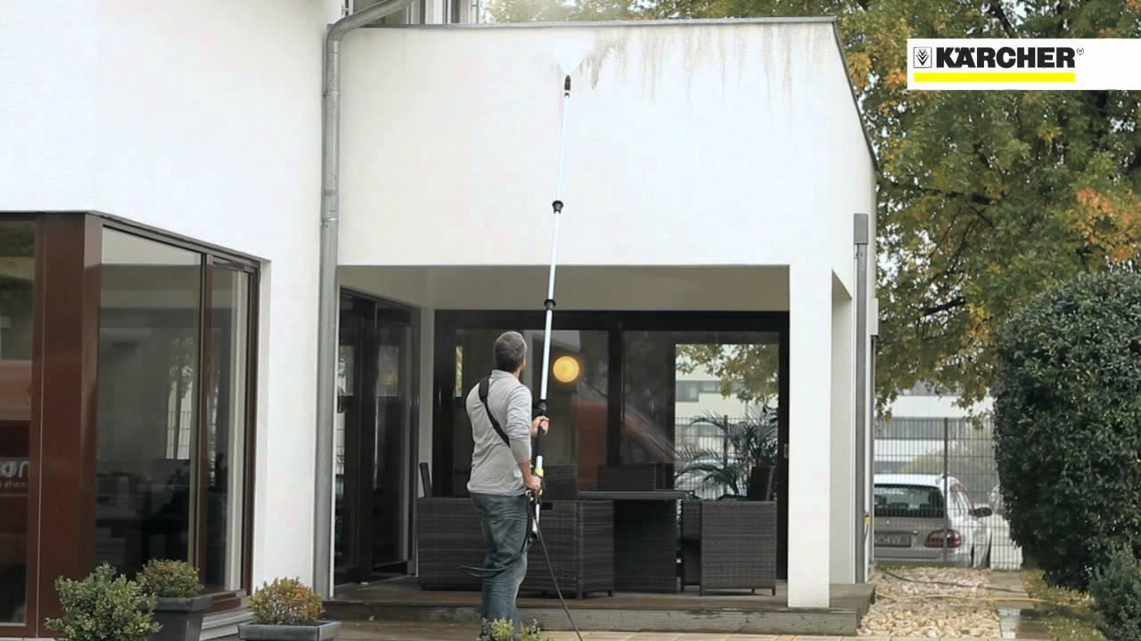 KÄrcher teleskoplanze für hobby hochdruckreiniger youtube