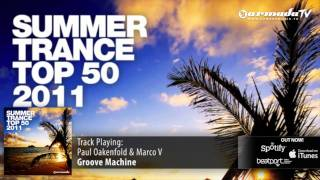 Out Now: Summer Trance Top 50 - 2011