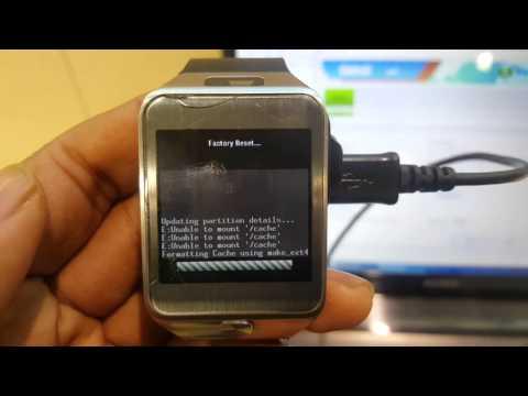Samsung gear 2 on lollipop 5.1.1