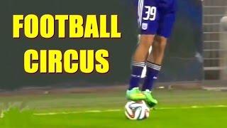 Вот это да ●Сумасшедшие трюки в футболе  ● HD