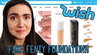 Trying $1 Makeup From Wish thumbnail
