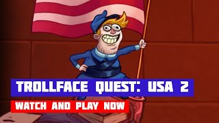 Trollface Quest: USA Adventure 2 · Game · Walkthrough