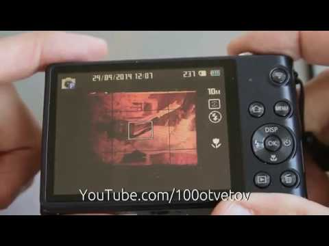 Слайд сканер для оцифровки фотопленки с LCD дисплеем - YouTube