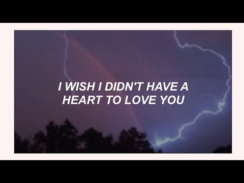 ☆lil peep☆ // u said (lyrics) ♡